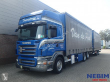 camion remorque Scania R 500
