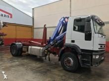 Iveco Eurotech Cursor 350 truck