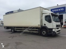 Volvo plywood box truck