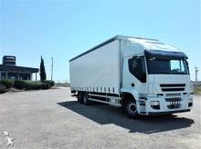Camión lona corredera (tautliner) Iveco Stralis 260 S 35