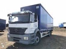 Camión lona corredera (tautliner) Mercedes Axor 2533