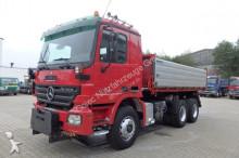 Mercedes Actros 2646 6x4 Dreiseitenkipper DAUTEL Winterd. truck