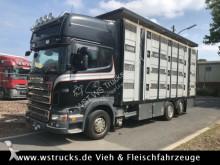 camion Scania R 500 Topline Menke 3 Stock Lüfter/Tränken