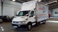 Camión lona corredera (tautliner) Iveco Daily 65C17