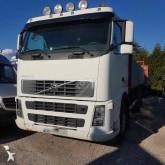 camión caja abierta teleros Volvo