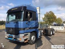 Mercedes Actros truck