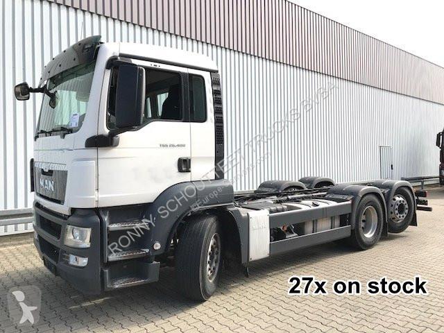 View images MAN 26.360-400 6x2-4 BL  26.360-400 6x2-4 BL, 22x VORHANDEN! Intarder, Lenk- und Liftachse truck