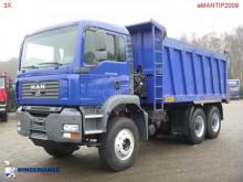camión MAN TGA