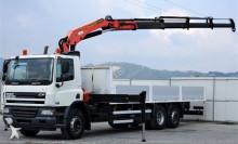 DAF CF 85.430 Pritsche 8,10 m + KRAN*Top Zustand! truck