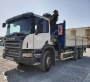 Camión caja abierta Scania P 94P310