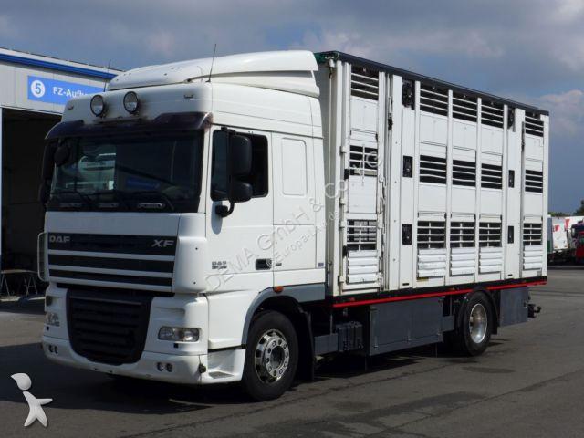 DAF XF 105.410*Euro 5*Intarder*3.Stock*AHK*Klima truck