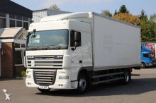 DAF plywood box truck