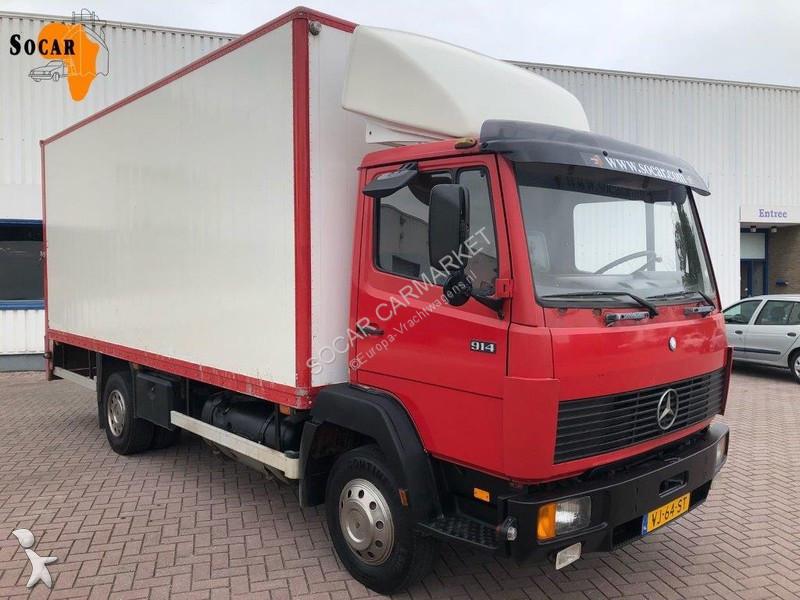 Vrachtwagen Mercedes