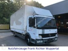 camion Mercedes 818 Atego, neuer TÜV, LBW, Luftfederung
