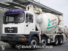 used concrete mixer + pump truck concrete truck