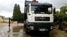 Camión volquete MAN CAMION GRUA MAN 410 6X4 PM 415 2004
