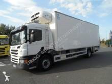 Scania multi temperature refrigerated truck