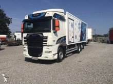 DAF multi temperature refrigerated truck