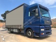 Camión lona corredera (tautliner) MAN TGA 18.410