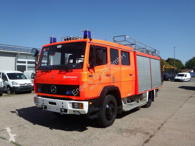 Camion Mercedes 1120 F LF 16 Feuerwehrwagen