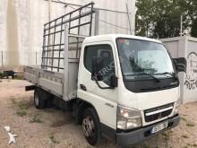 Mitsubishi Fuso flatbed truck