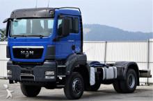 MAN TGS Fahrgestell 5,00 m * 4x4 Top Zustand! truck