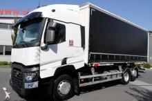 Renault tarp truck