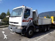 camion benne occasion Renault Kerax 420 DCI - Annonce n°2847400 - Photo 1