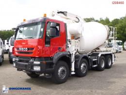 camion Iveco AD410T45 pump/mixer 28 m