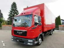 MAN TGL 8.150 Pritsche/Plane, LBW, 7,20m truck
