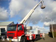camion pompiers DAF