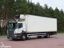 Scania refrigerated truck