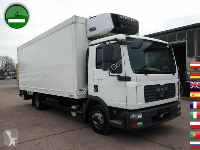 Voir les photos Camion MAN TGL 12.210 4X2 BL KLIMA - CARRIER SUPRA 850