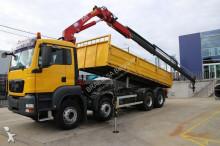 MAN TGS 41.400 truck