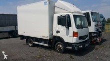 Nissan meat transport refrigerated truck