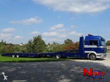 MAN TIJHOF 4-LADER AIRCO SLAAP CAB truck