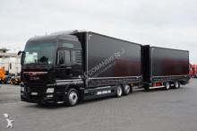MAN TGX / 26.440 / XXL / E 6 / ZESTAW PRZEJAZDOWY 120 truck