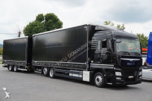MAN TANDEM truck