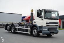 DAF CF / 85.410 / E 5 / HAKOWIEC HYWA / MANUAL truck