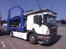 Scania car carrier truck