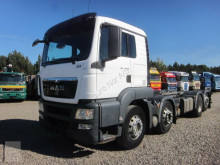 camion MAN TGS 35.440 EEV 8x2*6 Fahrgestell