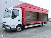 camión furgón transporte de bebidas Renault