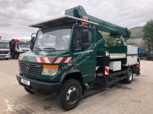 camion Mercedes Vario 816 4x4 Euro5 Arbeitsbühne 24 m - 831 Std