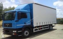 Camión lona corredera (tautliner) MAN TGM 18.280