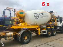 n/a MOL AUTOMIX 10m3 mixer mischer 6x truck