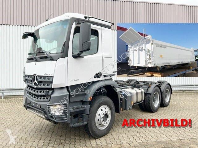 Camion Mercedes AK 4x4 AK 4x4 Ex-Flughafen Dachluke