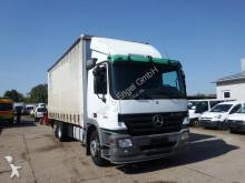 camião Mercedes Actros 2541 - KLIMA Edscha+Gardine Mitnahmestapl