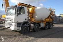 camión bomba de hormigón DAF