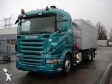 Camión caja abierta Scania R 480