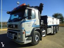 Camión caja abierta Volvo FM9 380